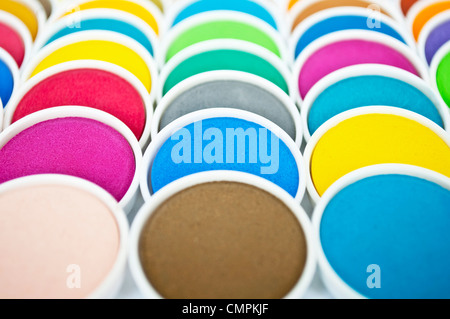Abstract watercolors background - Stock Photo