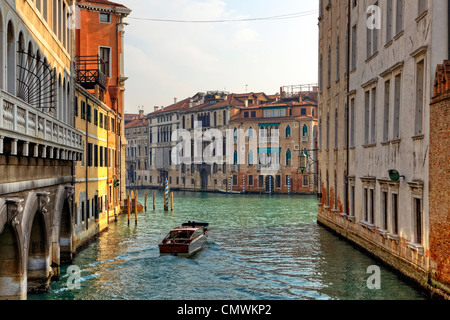 Canal Grande, Venedig, Veneto, Italien - Stock Photo