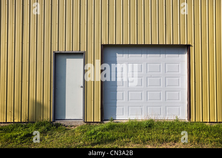 Doors in a building - Stock Photo