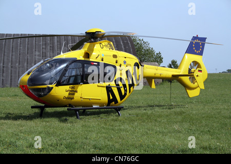 adac rescue helicopter eurocopter ec 135 refueling air. Black Bedroom Furniture Sets. Home Design Ideas