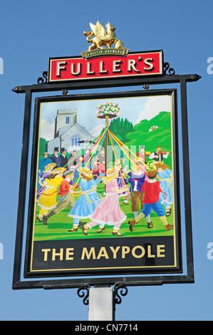 Maypole Pub Hayling Island