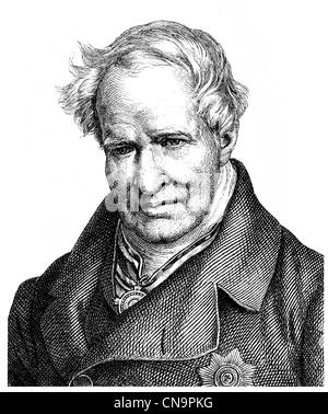 Alexander von humboldt german naturalist explorer 1769 for Alexander heinrich