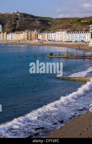 Aberystwyth promenade and beach ceredigion wales uk for 16 marine terrace