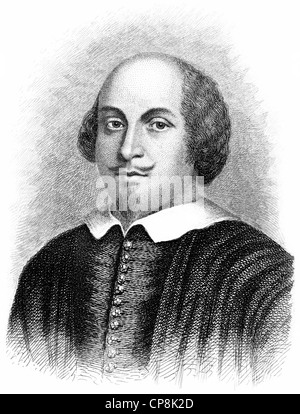 William Shakespeare, 1564-1616: An English Poet and Playwright