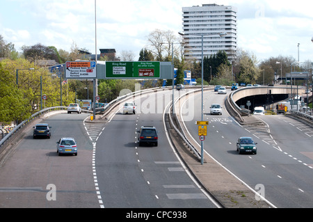Coventry Ring Road Exits