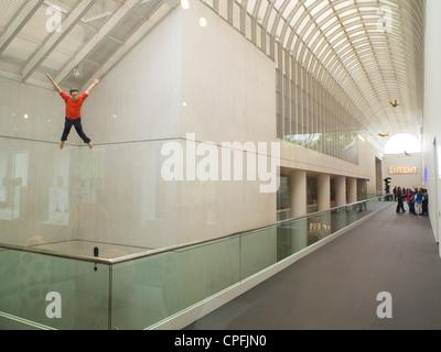 Museum of Fine Arts in Boston MA - Stock Photo