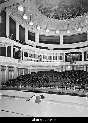 theatre theater interior auditorium grosses schauspielhaus great stock photo royalty free. Black Bedroom Furniture Sets. Home Design Ideas