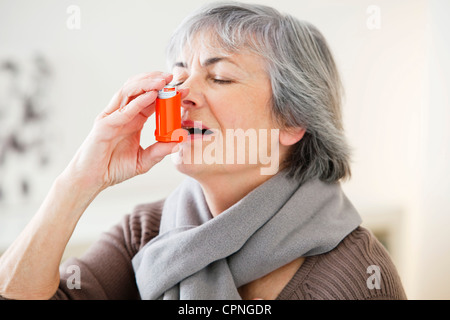 steroidal inhalers for copd