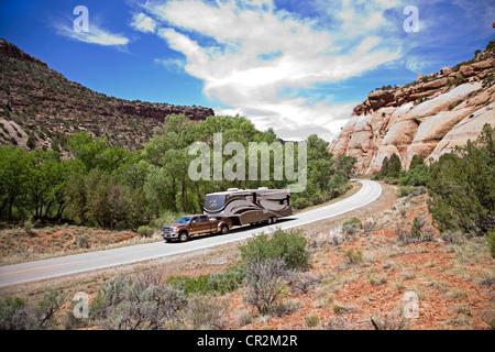 Indian Ruins In Road Canyon Cedar Mesa Area Utah Bears
