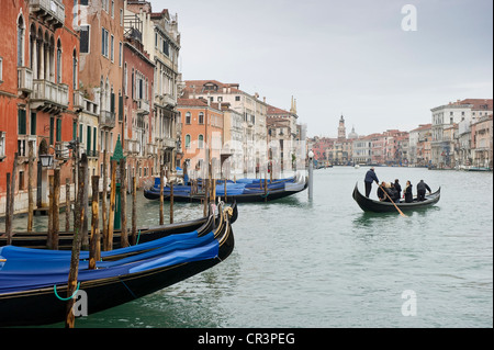 Canal Grande, Venice, Italy, Europe - Stock Photo