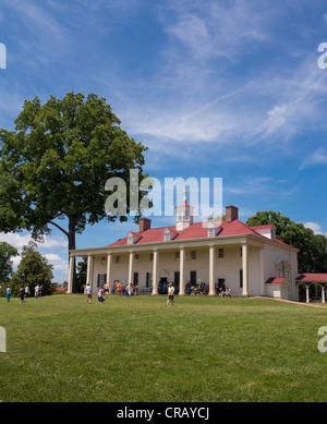 Mount vernon virginia usa home of george washington for George washington plantation