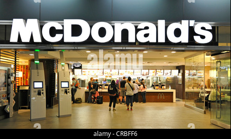 Fast Food Restaurants Deutschland