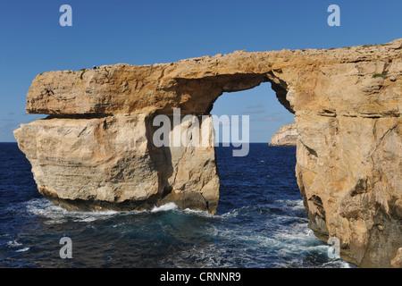 Azure Window, Malta - Stock Photo