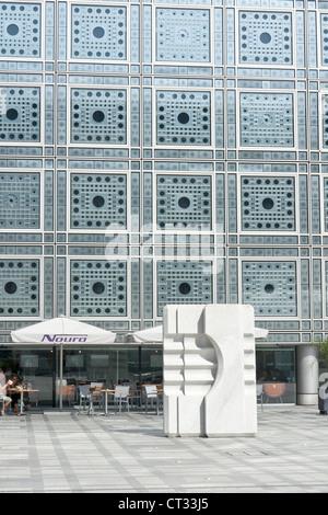 Institut du Monde Arabe - Stock Photo