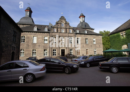 Hotel Schloss Hugenpoet Restaurant