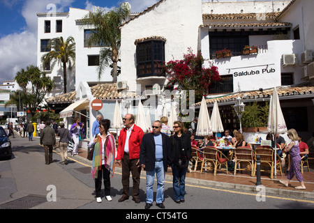 Street restaurant in puerto del carmen lanzarote canary for Banus group