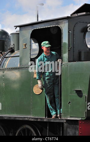 Train driver driving a train stock photo royalty free for Depot freudenstadt
