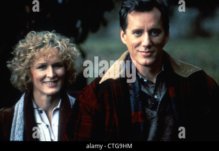 IMMEDIATE FAMILY (1989) GLENN CLOSE, JAMES WOODS JONATHAN KAPLAN (DIR) 002 MOVIESTORE COLLECTION LTD - Stock Photo