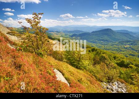 Bieszczady National Park Poland Europe Stock Photo