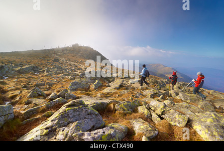 Babia Gora National Park, Poland, Europe - Stockfoto