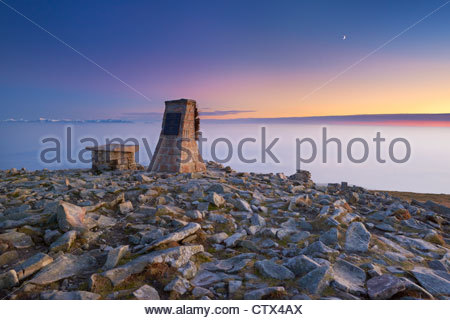 Babia Góra National Park, Poland, Europe - Stockfoto