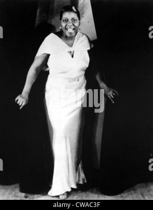 Bessie Smith, blues singer, portrait. Courtesy: CSU Archives / Everett Collection - Stock Photo