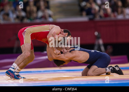 men's 55kg freestyle wrestling at t he olympic summer