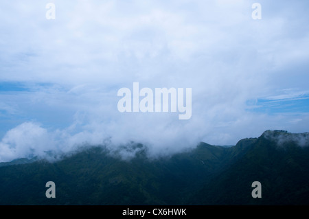 Western Ghats India Sc... Kodachadri Clouds