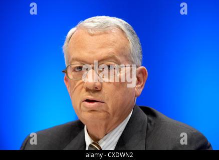 Chairman of enbw energie baden wuerttemberg ag frank mastiaux stock photo 55925628 alamy for Dieter hoffmann