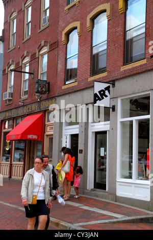 Portland maine historic old port district commercial - Portland maine hotels old port district ...
