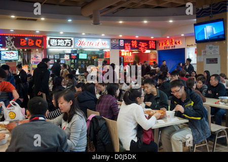 New York Koreatown Food Court