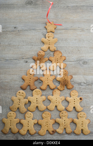 Speculoo cookies - Stock Photo