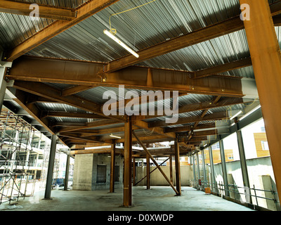 Building under construction - Stock Photo