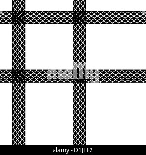 Seamless wallpaper winter tire tracks pattern - Stock Photo