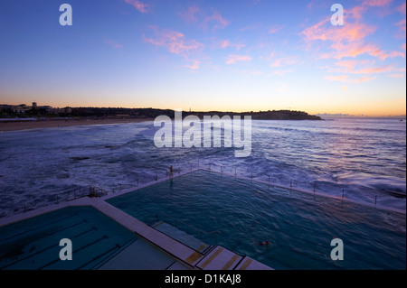 Bondi Icebergs, Sydney New South Wales Australia - Stockfoto