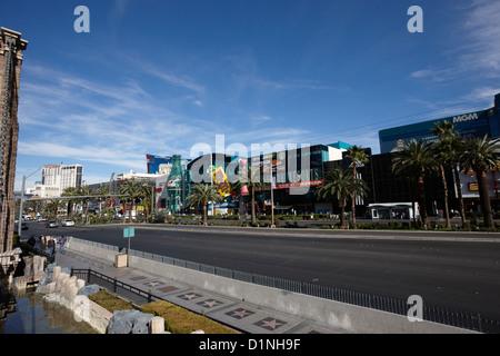 Strip Las vegas boulevard