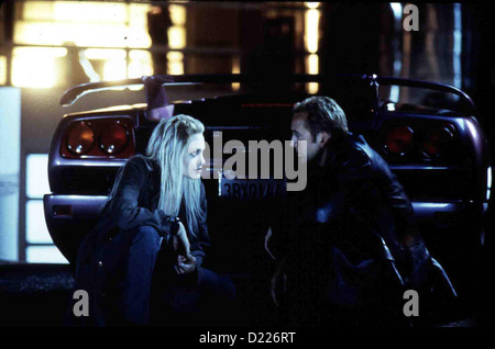 Nur Noch 60 Sekunden   Gone In Sixty Seconds   Angelina Jolie, Nicolas Cage *** Local Caption *** 2000  TOUCHSTONE - Stock Photo