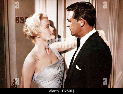 cary grant grace kelly to catch a thief 1955 stock photo royalty free image 30949970 alamy. Black Bedroom Furniture Sets. Home Design Ideas