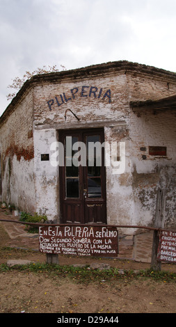 Old Resto - Stock Photo