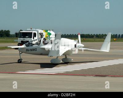Gyroflug SC01 B-160 PH-NWG taxiing - Stock Photo