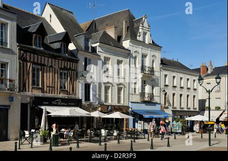 Restaurant Place Michel Debre Amboise