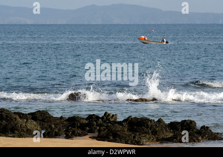 Sea trout fishing Stock Photo, Royalty Free Image ...