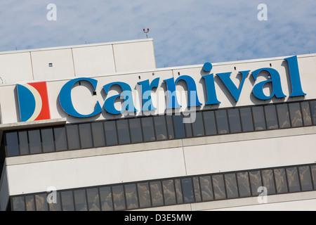 The Usa Headquarters Of Cruise Operator Carnival Cruise