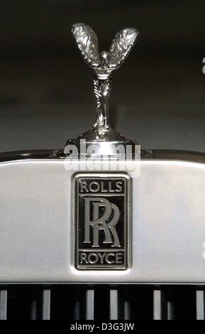 emily hood ornament and logo of the rolls royce auto maker. Black Bedroom Furniture Sets. Home Design Ideas