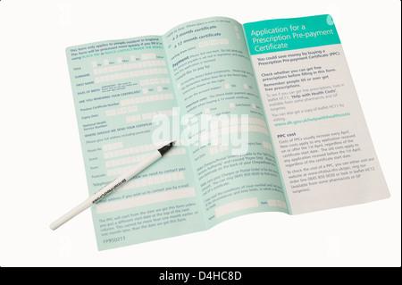 Medical prepayment certificate