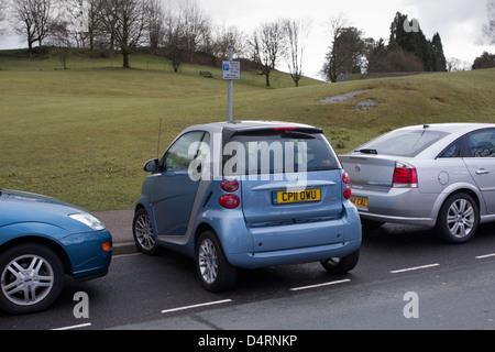 Legal To Park Smart Car Perpendicular Uk