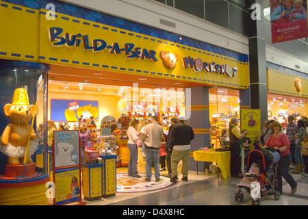 Build A Bear Mall Of America Mn