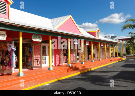 The shops are spread out over 10 acres and is open daily from a.m. to p.m. Finally, there is also some shopping to be done right at Freeport Harbor. This area has a straw market appeal with a lot of souvenir shops for a quick item to add to your collection.