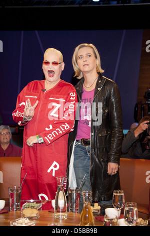Cornelia Scheel Hella Von Sinnen At The Premiere Of