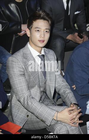 Choi Minho Fashion Week